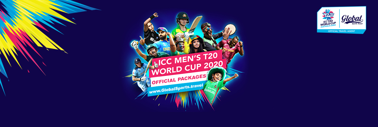 Official Tickets for ICC T20 World Cup 2020 by ICC