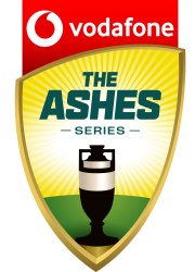 Ashes Logo for the website & collateral